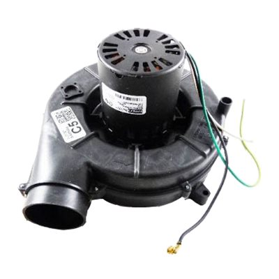 Trane parts blw01137 blower induced draft 1 stage for Trane blower motor replacement